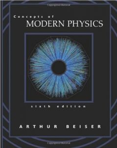 Concepts of Modern Physics – Arthur Beiser – 6th Edition