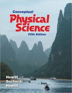 Conceptual Physical Science – Paul G. Hewitt – 5th Edition