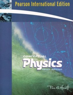 Conceptual Physics – Paul G. Hewitt – 10th Edition
