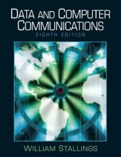 Data and Computer Communications – William Stallings – 8th Edition