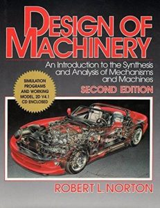 Design of Machinery – Robert L. Norton – 2nd Edition