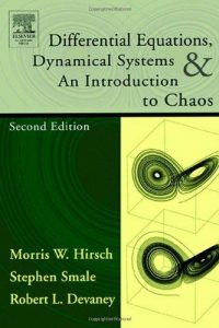 Differential Equations - Morris W. Hirsch - 2nd Edition 21