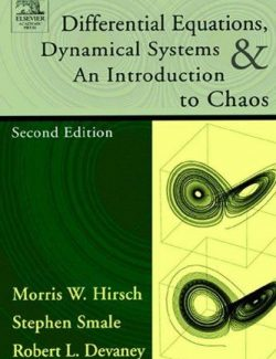 Differential Equations - Morris W. Hirsch - 2nd Edition 20