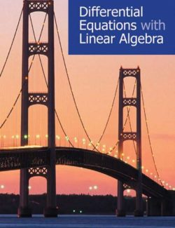 Differential Equations with Linear Algebra – Boelkins, Goldberg & Potter – 1st Edition