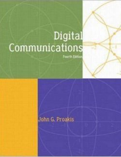 Digital Communications – John G. Proakis – 4th Edition