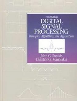 Digital Signal Processing: Principles, Algorithms, and Applications – John G. Proakis – 3rd Edition