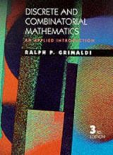 Discrete and Combinatorial Mathematics: An Applied Introduction - Ralph P. Grimaldi - 3rd Edition 73