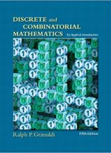 Discrete and Combinatorial Mathematics: An Applied Introduction - Ralph P. Grimaldi - 5th Edition 74