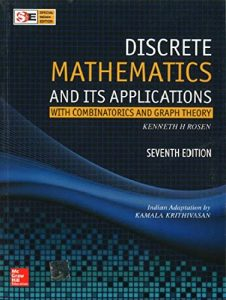 Discrete Mathematics and Its Applications – Kenneth H. Rosen – 7th Edition