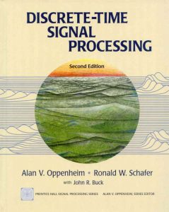 Discrete Time Signal Processing – Alan Oppenheim – 2nd Edition