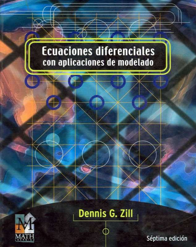 Pdf Download A First Course In Differential Equations With Modeling Applications Dennis G Zill 7th Edition