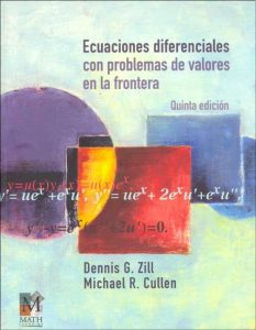 Differential Equations with Boundary-Value Problems - Dennis G. Zill - 5th Edition 23