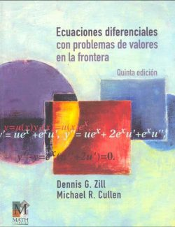 Differential Equations with Boundary-Value Problems - Dennis G. Zill - 5th Edition 22