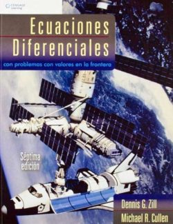 Differential Equations with Boundary-Value Problems – Dennis G. Zill – 7th Edition