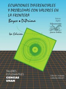 Elementary Differential Equations and Boundary Value Problems – Boyce, DiPrima – 4th Edition