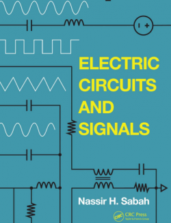 Electric Circuit and Signals - Nassir H. Sabah - 1st Edition 26