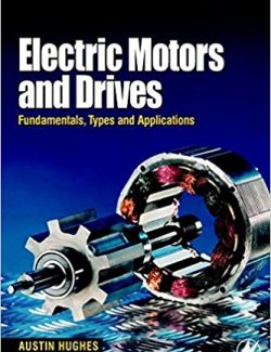Electric Motors and Drives – Austin Hughes – 3rd Edition