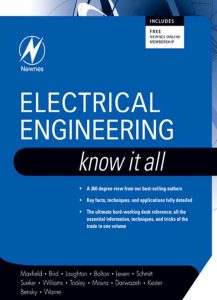 Electrical Engineerig – Maxfield, Bird, Laughton – 1st Edition