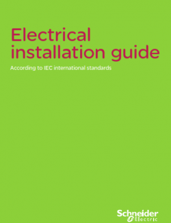 Electrical Installation Guide – Schneider Electric – 2013