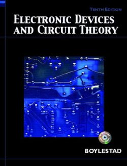 Electronic Devices and Circuit Theory – Robert Boylestad – 10th Edition