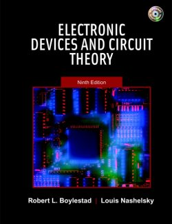 Electronic Devices and Circuit Theory – Robert L. Boylestad – 9th Edition