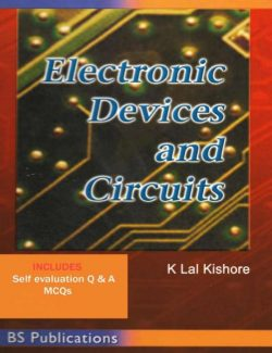 Electronic Devices and Circuits – K. Lal Kishore – 1st Edition