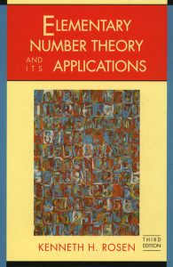 Elementary Number Theory and its Applications - Kenneth Rosen - 1st  Edition 22
