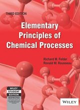 Introductory Elements of the Chemical Process - Felder, Rousseau - 3rd Edition 79