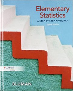 Elementary Statistics: A Step By Step Approach – Allan Bluman – 8th Edition