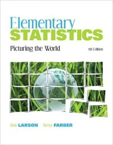 Elementary Statistics - Ron Larson, Betsy Farber - 5th Edition 26
