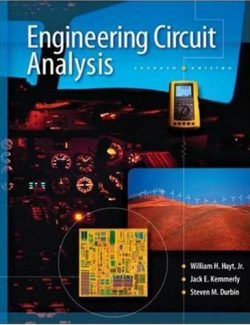 Engineering Circuit Analysis – William H. Hayt – 7th Edition