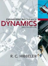 Engineering Mechanics: Dynamics - Russell C. Hibbeler - 12th Edition 84