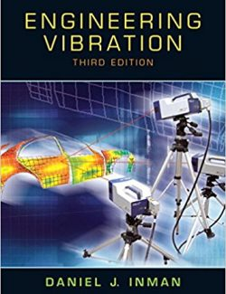 Engineering Vibration – Daniel J. Inman – 3rd Edition