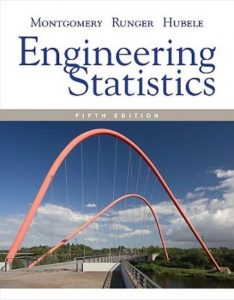 Engineering Statistics – Douglas C. Montgomery – 5th Edition