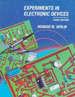 Experiments in Electronic Devices - H. Berlin, T. Floyd - 3rd Edition 22
