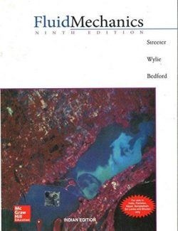 Fluid Mechanics – Victor Streeter – 9th Edition