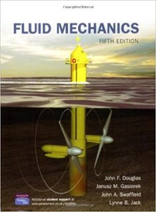 Fluid Mechanics – John F. Douglas, John A. Swaffield – 5th Edition