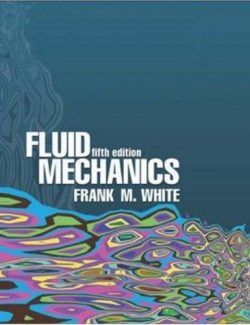 Fluid Mechanics - Frank White - 5th Edition 27
