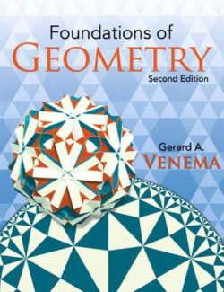 Foundations of Geometry - Gerad A. Venema - 2nd Edition 25