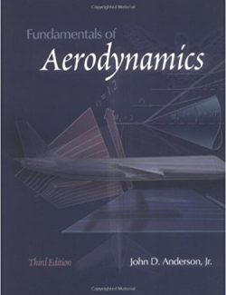 Fundamentals of Aerodynamics – John D. Anderson – 3rd Edition