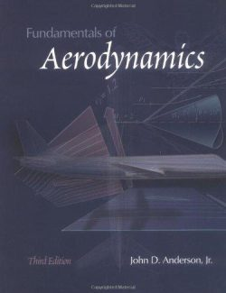 Fundamentals of Aerodynamics – John David Anderson – 3ed
