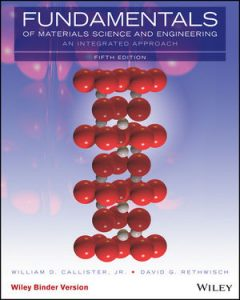 Fundamentals of Materials Science and Engineering – William D. Callister – 5th Edition