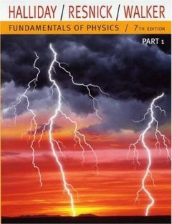 Fundamentals of Physics - Halliday, Resnick - 7th Edition 31