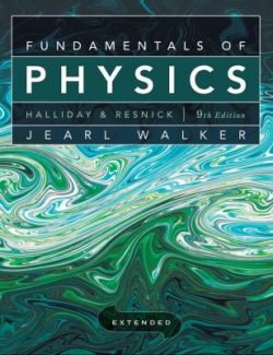 Fundamentals of Physics Extended - Halliday, Resnick - 9th Edition 30