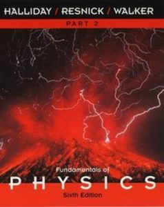 Fundamentals of Physics – Halliday, Resnick – 6th Edition