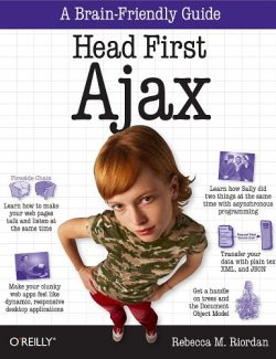 Head First Ajax – Rebecca M. Riordan – 1st Edition