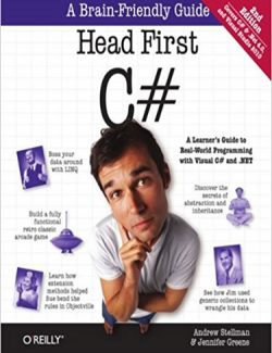 Head First C# - Andrew Stellman, Jennifer Greene - 2nd Edition 20