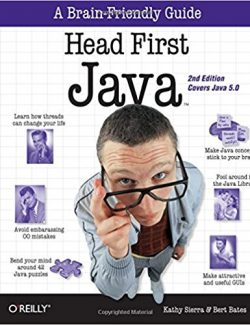 Head First Java – Kathy Sierra, Bert Bates – 2nd Edition