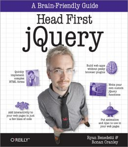 Head First jQuery – Ryan Benedetti, Ronan Cranley – 1st Edition