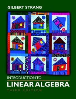 Introduction to Linear Algebra - Gilbert Strang - 3rd Edition 20